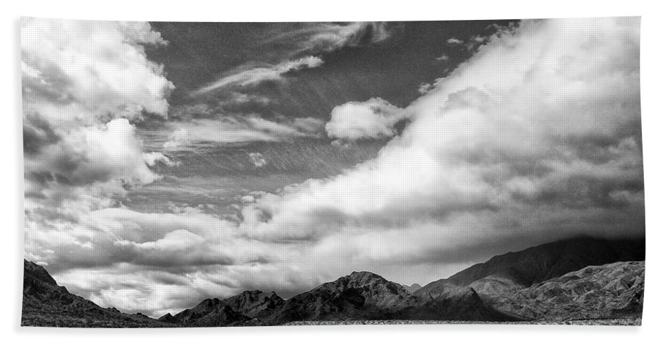 Weather Front Hand Towel featuring the photograph Weather Front by Dominic Piperata