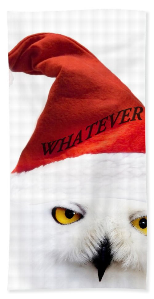 Photodream Hand Towel featuring the photograph Whatever by Jacky Gerritsen