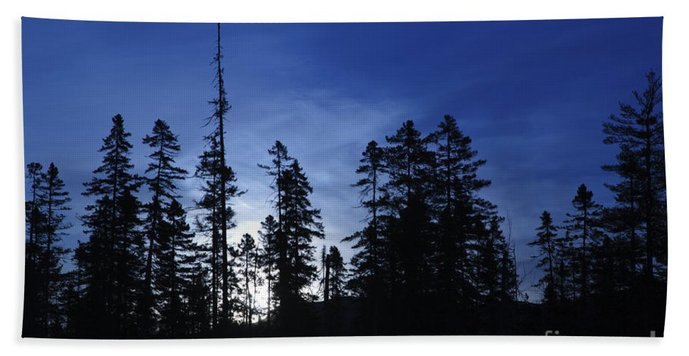 White Mountain National Forest Bath Towel featuring the photograph White Mountain National Forest - New Hampshire by Erin Paul Donovan