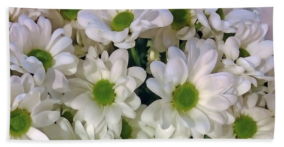 White mums bath towel for sale by jasna dragun chrysanthemum bath towel featuring the digital art white mums by jasna dragun mightylinksfo