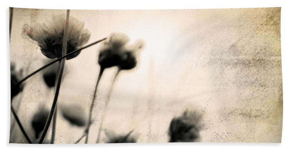 Flower Bath Sheet featuring the photograph Wild Things - Number 3 by Dorit Fuhg