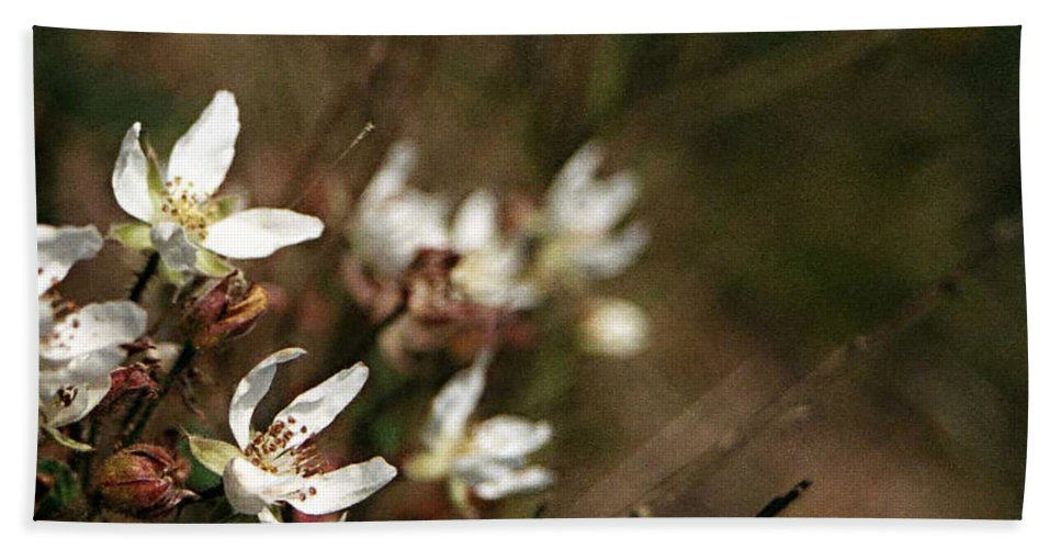 Wildflowers Bath Sheet featuring the photograph Wildflowers by Marna Edwards Flavell