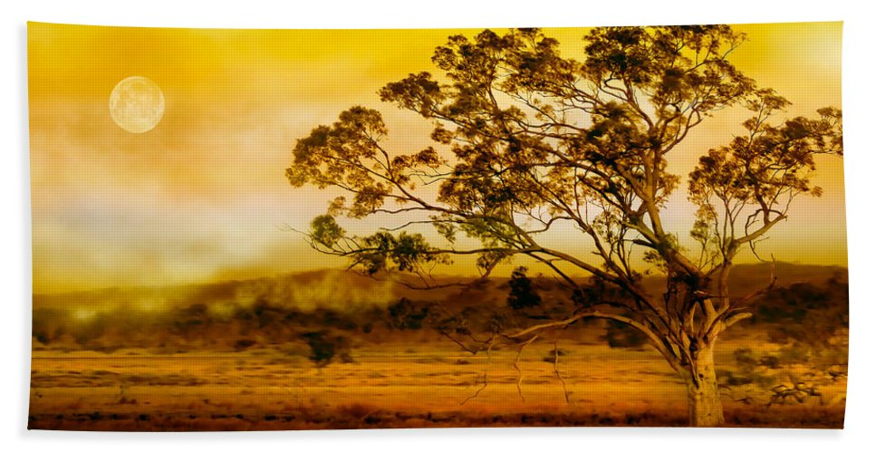 Landscapes Hand Towel featuring the photograph Wind Of Change by Holly Kempe