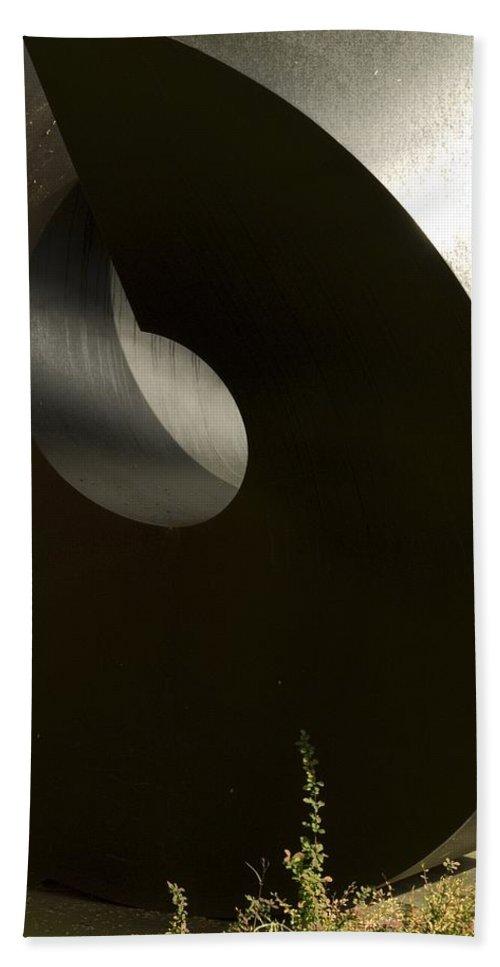 Round Bath Sheet featuring the photograph Wrap by Sara Stevenson