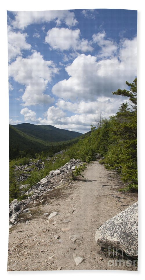 White Mountains Bath Sheet featuring the photograph Zealand Notch - White Mountains New Hampshire Usa by Erin Paul Donovan