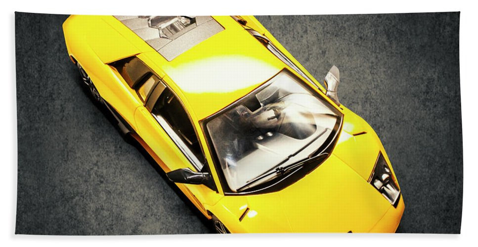 Car Hand Towel featuring the photograph Boys Toys by Jorgo Photography - Wall Art Gallery