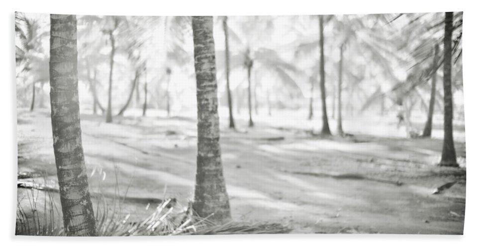 Trinidad Bath Towel featuring the photograph Island Life by Trinidad Dreamscape