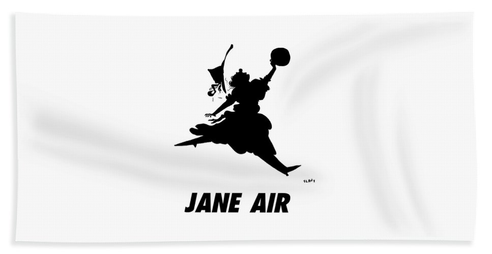 Jane Air Bath Sheet
