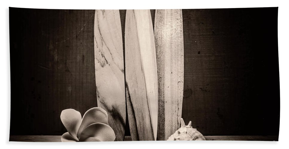 Vintage Hand Towel featuring the photograph Seventies Surfing by Jorgo Photography - Wall Art Gallery