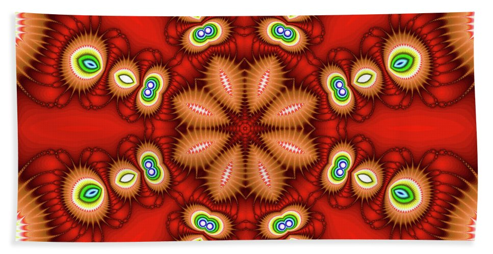 Art Bath Towel featuring the photograph Watcher's Eyes by Ester McGuire