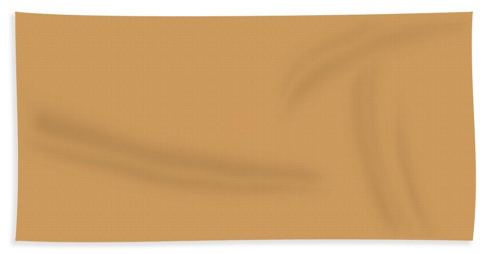 Honey Beehive Hand Towel featuring the digital art Honey Beehive by TintoDesigns