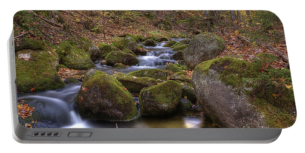 Baxter Portable Battery Charger featuring the photograph 0531 Baxter State Park by Steve Sturgill