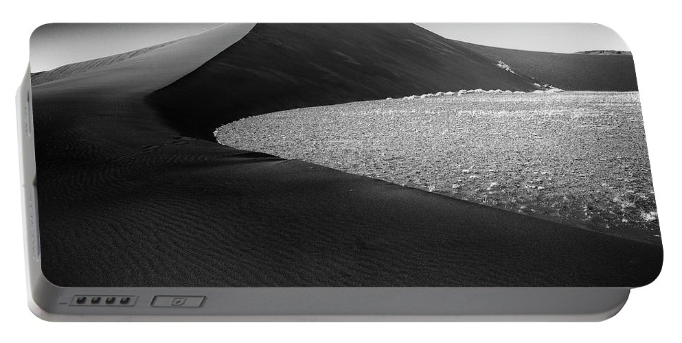 Unesco World Heritage Site Portable Battery Charger featuring the photograph Africa, Namibia, Namib Desert, View by David Santiago Garcia
