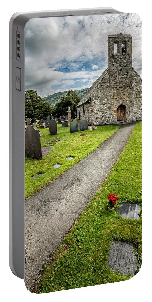 British Portable Battery Charger featuring the photograph Church Of St Mary by Adrian Evans