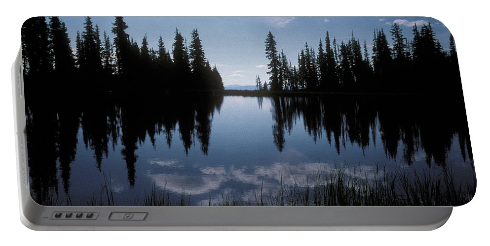 Alpine Portable Battery Charger featuring the photograph Colorado Rockies by Scott Warren