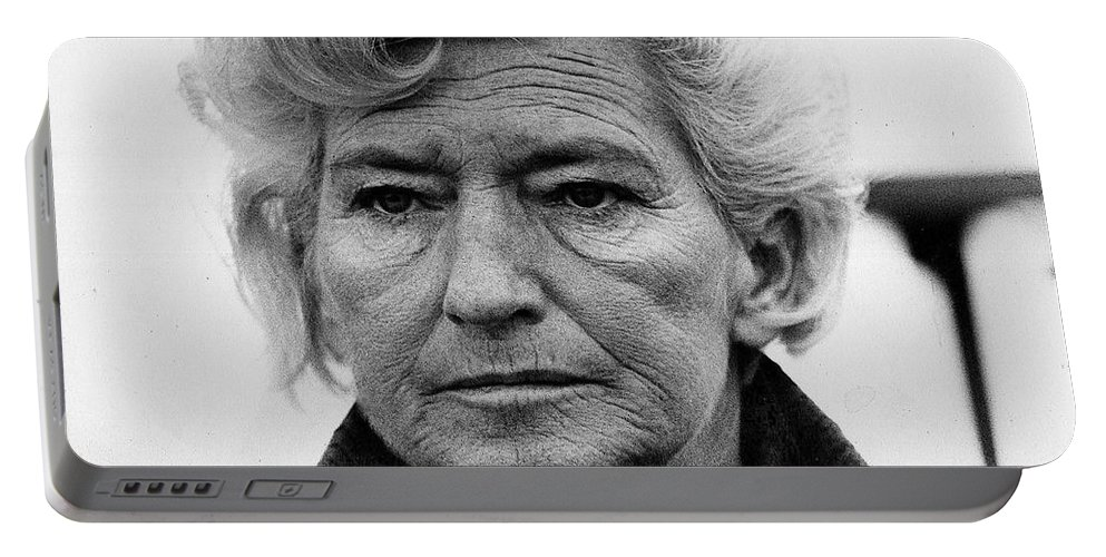 Film Homage Film Noir Gloria Graham In A Lonely Place 1950 Demolition Derby Tucson Arizona 1969 Portable Battery Charger featuring the photograph Film Homage Film Noir Gloria Graham In A Lonely Place 1950 Demolition Derby Tucson Arizona '69-2008 by David Lee Guss