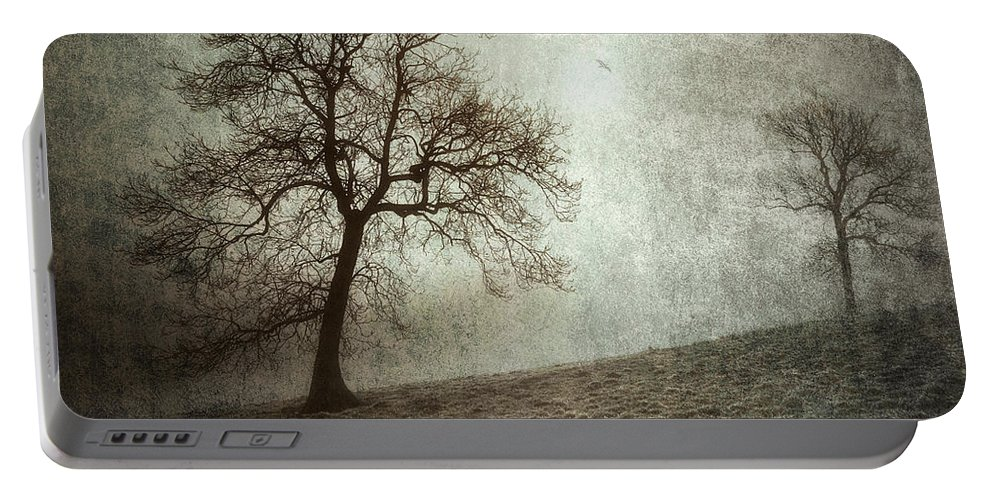 Digital Art Portable Battery Charger featuring the photograph First Light by Edmund Nagele