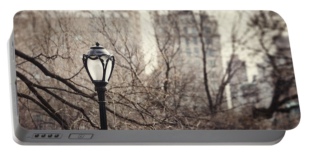 New York City Portable Battery Charger featuring the photograph In The Shadow Of The Upper East Side by Lisa Russo