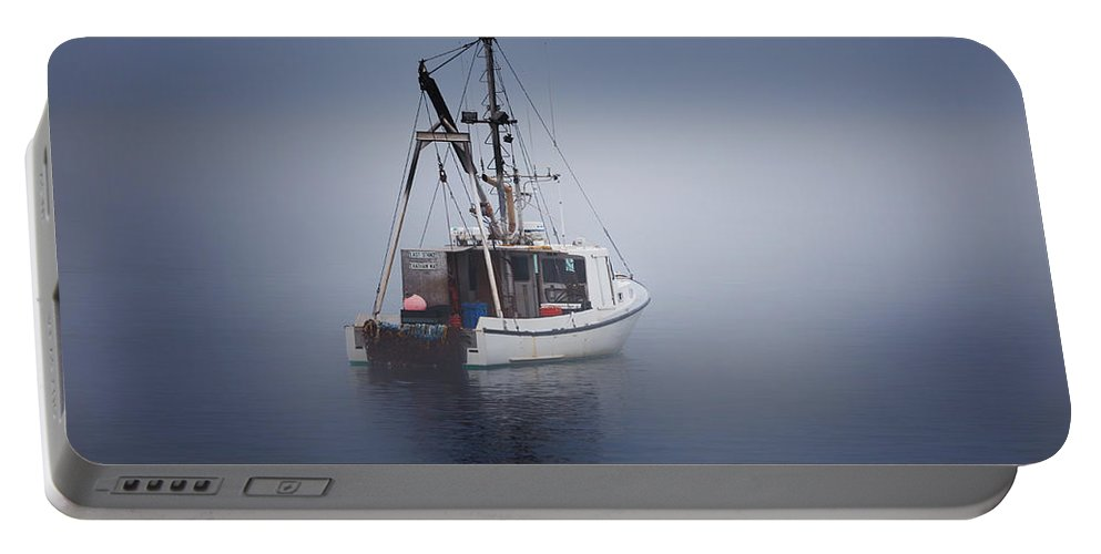 Cape Cod Portable Battery Charger featuring the photograph Lost by Bill Wakeley