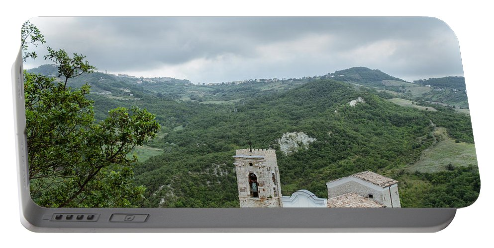 Landscape Portable Battery Charger featuring the photograph Memories by Andrea Mazzocchetti