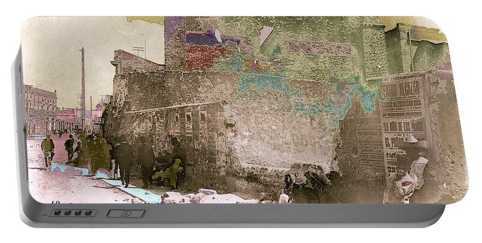 Mexico Portable Battery Charger featuring the photograph Mexico by Tony Rubino