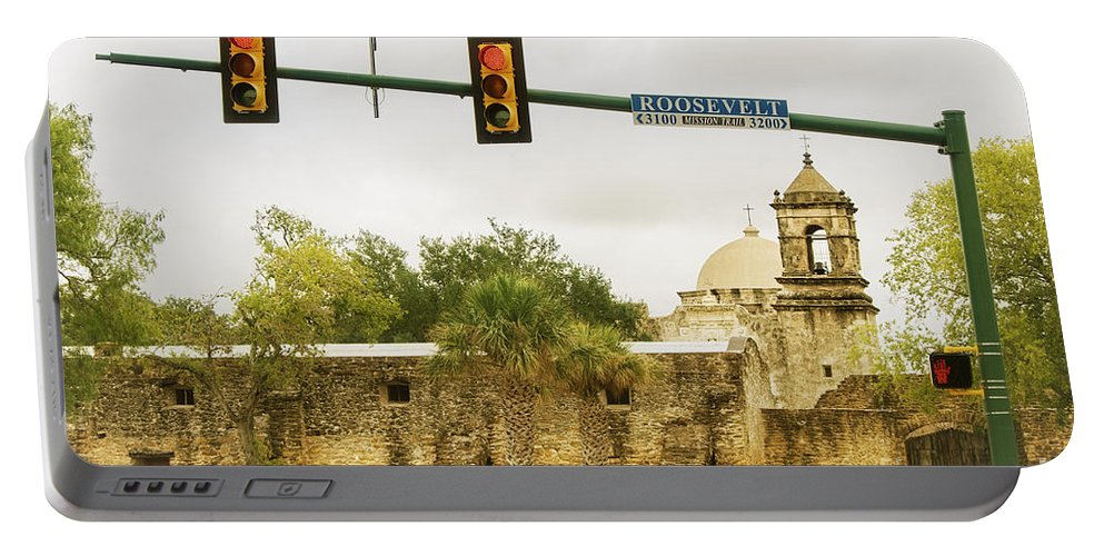 Old Portable Battery Charger featuring the photograph Old Meets New by Gary Richards