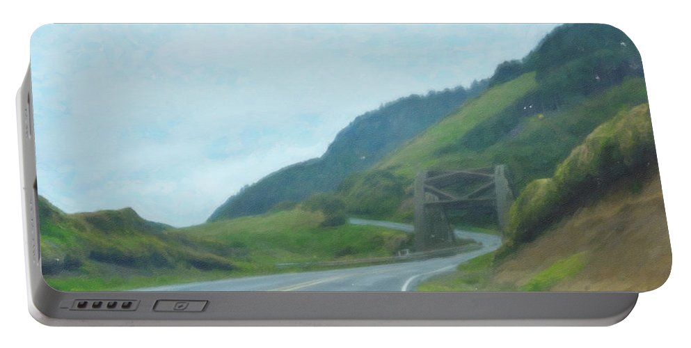 Oregon Portable Battery Charger featuring the photograph Oregon by Image Takers Photography LLC