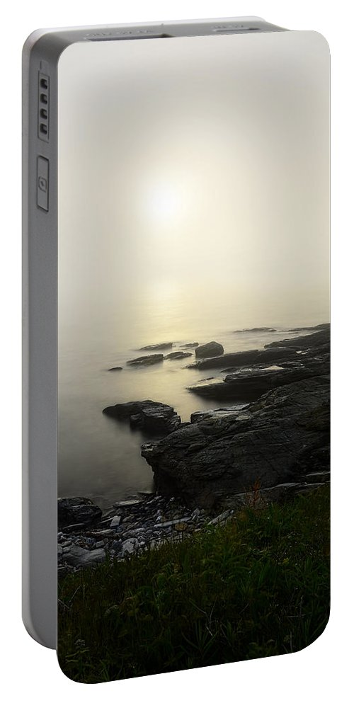 Rhode Island Portable Battery Charger featuring the photograph Prelude by Lourry Legarde