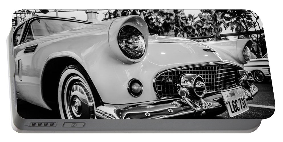 Old Portable Battery Charger featuring the photograph Retro Car by FL collection
