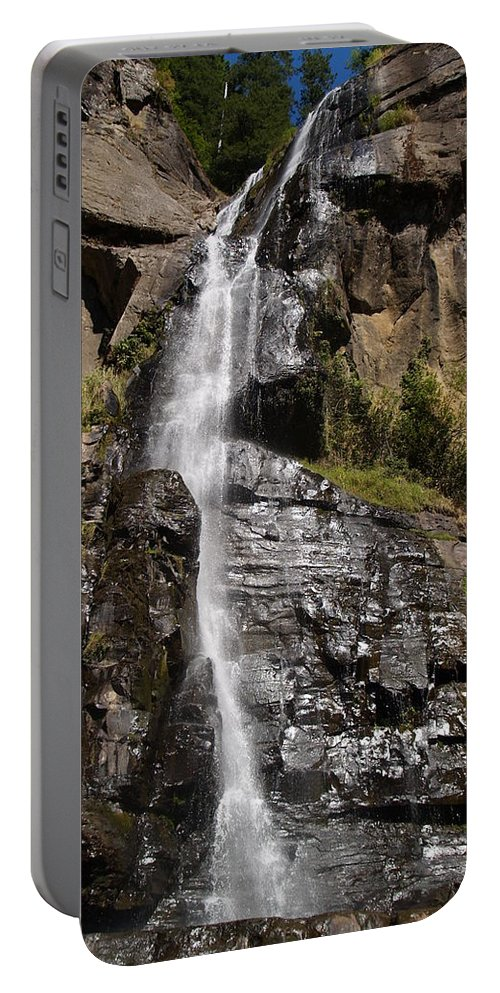Water Portable Battery Charger featuring the photograph Wide Angle Shot by Teri Schuster