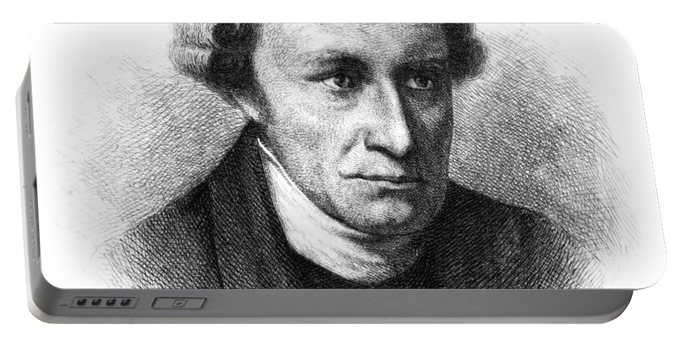 18th Century Portable Battery Charger featuring the photograph Patrick Henry (1736-1799) by Granger