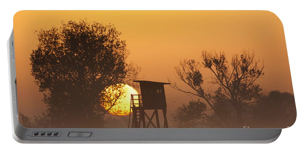 Germany Portable Battery Charger featuring the photograph 130201p249 by Arterra Picture Library