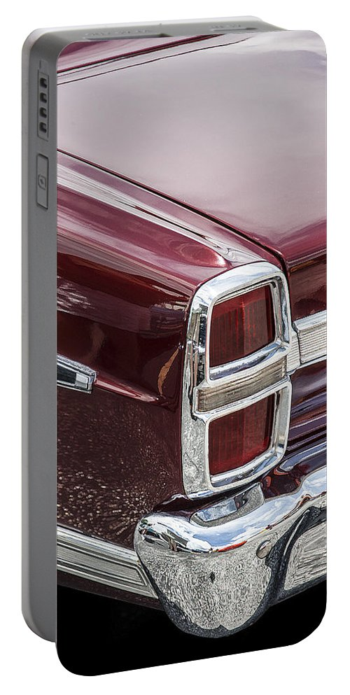 1967 Portable Battery Charger featuring the photograph 1967 Ford Fairlane 500xl by Rich Franco