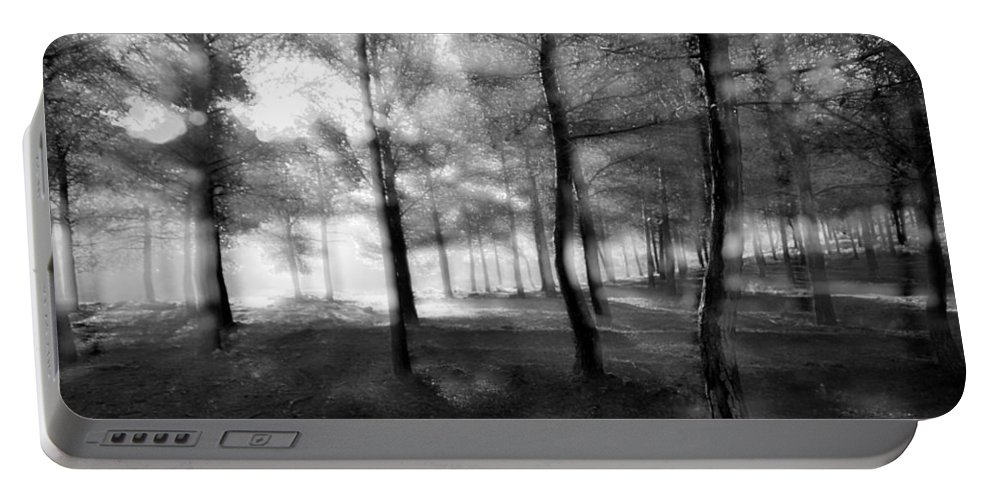 Sierra Nevada Portable Battery Charger featuring the photograph Sunset by Guido Montanes Castillo