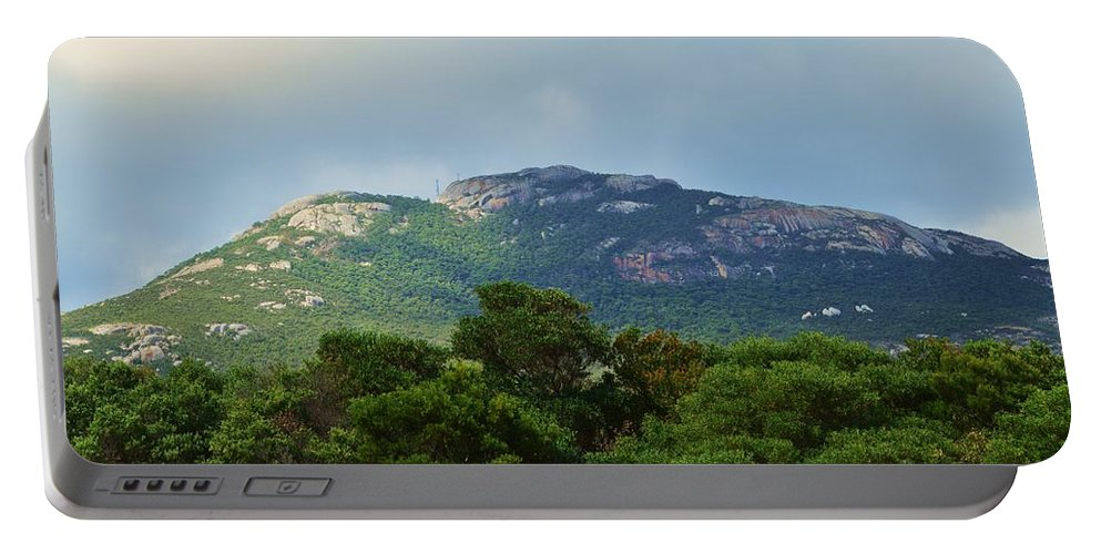 Wilsons Promontory Portable Battery Charger featuring the photograph Wilsons Prom by Snowflake Obsidian