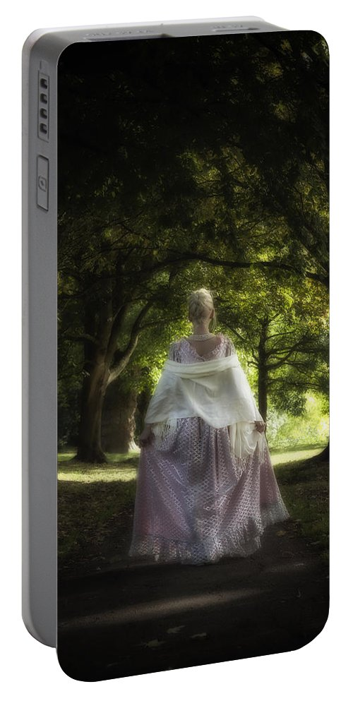 Woman Portable Battery Charger featuring the photograph Jane Austen by Joana Kruse