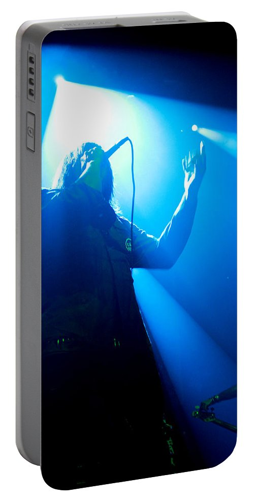 The Casualties Portable Battery Charger featuring the photograph Untitled by Chiara Corsaro