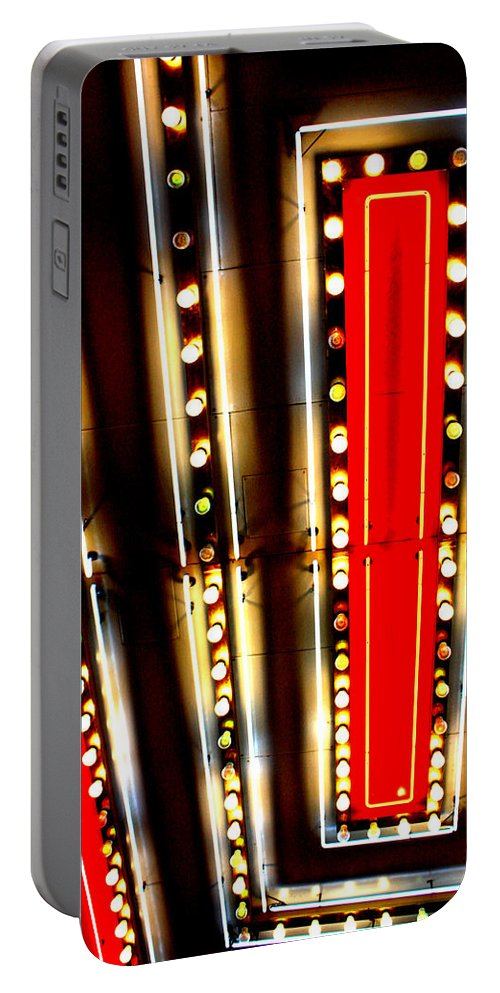 Las Vegas Portable Battery Charger featuring the photograph Untitled by Chiara Corsaro