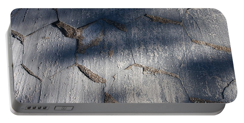 Devils Postpile National Monument Portable Battery Charger featuring the photograph Devils Postpile National Monument by Jason O Watson
