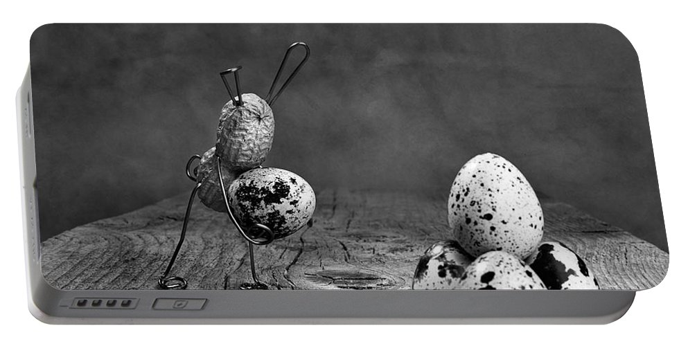 Easter Portable Battery Charger featuring the photograph Simple Things Easter by Nailia Schwarz