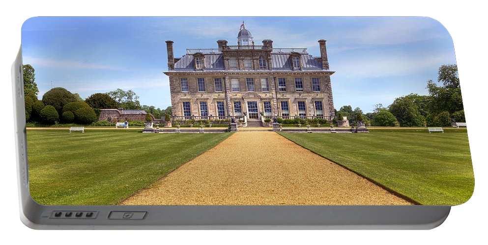 Kingston Lacy Portable Battery Charger featuring the photograph Kingston Lacy by Joana Kruse