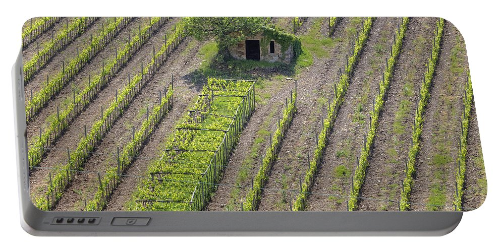 Montalcino Portable Battery Charger featuring the photograph Tuscany - Montalcino by Joana Kruse