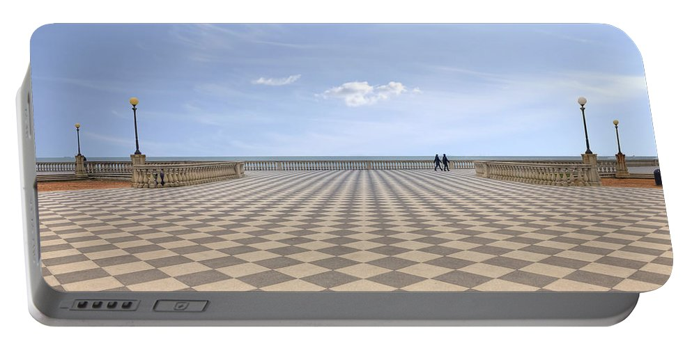 Livorno Portable Battery Charger featuring the photograph Livorno by Joana Kruse