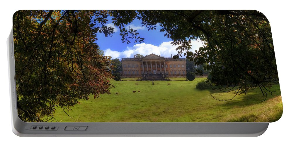 Prior Park Portable Battery Charger featuring the photograph Prior Park by Joana Kruse