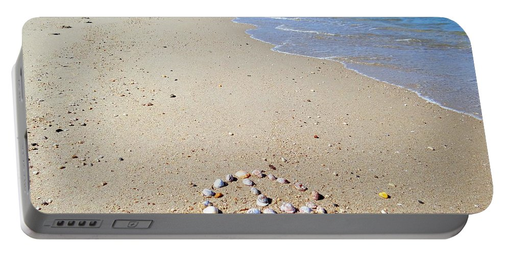 Nature Portable Battery Charger featuring the photograph A Scene Of Peace by Ed Weidman