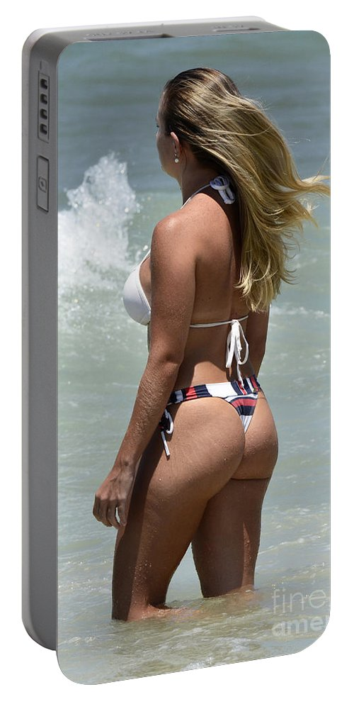 Beauty Portable Battery Charger featuring the photograph Beauty Of Brazil 1 by Bob Christopher