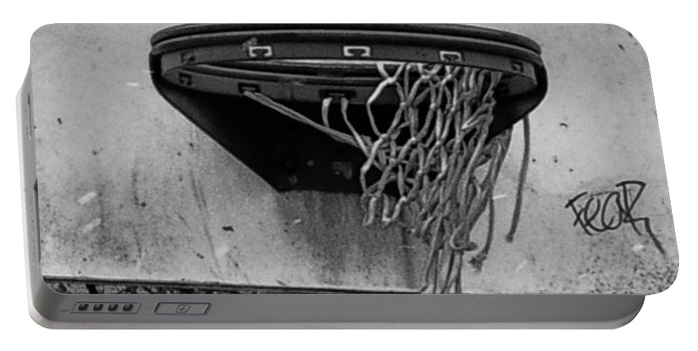 All Net Portable Battery Charger featuring the photograph All Net by Bill Cannon