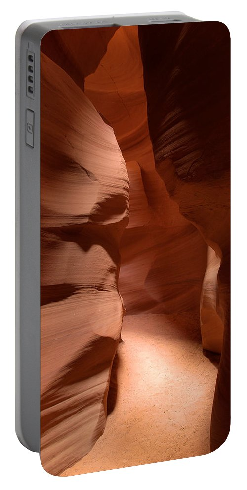 Antelope Canyon Portable Battery Charger featuring the photograph Antelope Canyon 12 by Richard J Cassato