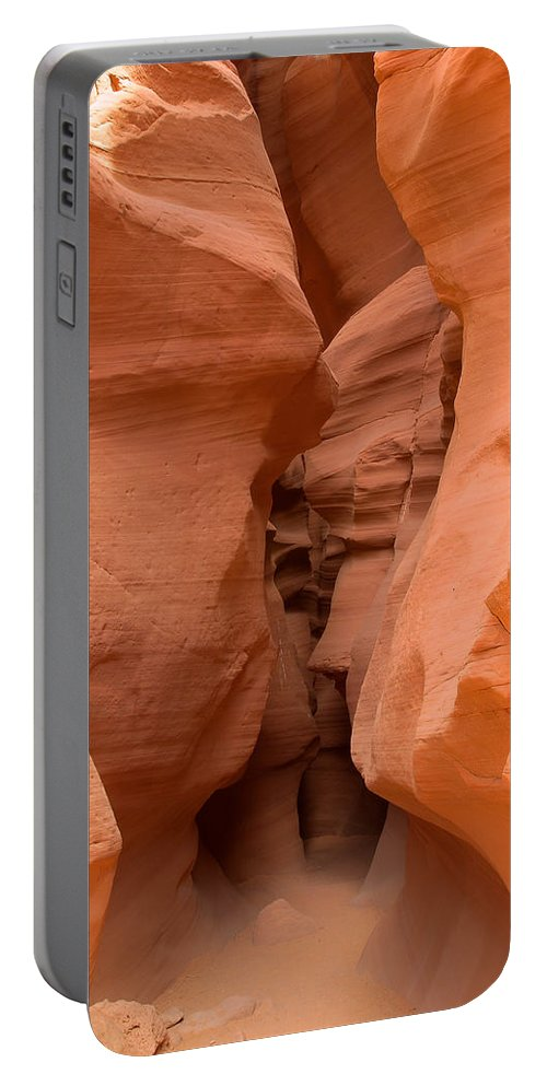 Antelope Canyon Portable Battery Charger featuring the photograph Antelope Canyon 14 by Richard J Cassato