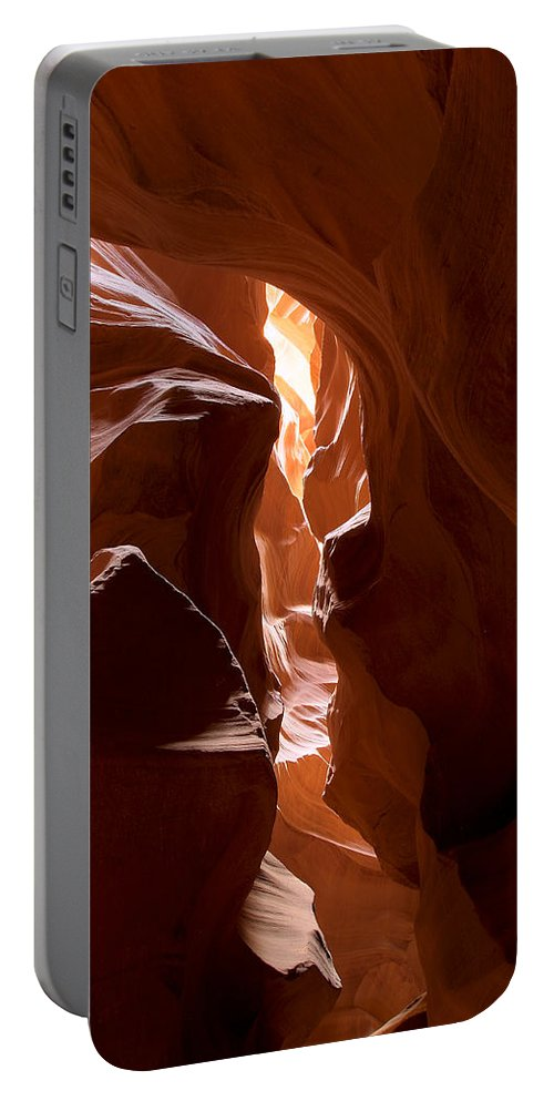 Antelope Canyon Portable Battery Charger featuring the photograph Antelope Canyon 4 by Richard J Cassato